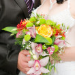 Wedding Bouquet — Stock Photo #40300089