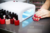 Manicure set — Stock Photo