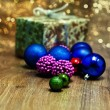 Art  cristmas decoration — Stock Photo