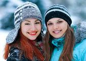Girlfriends — Foto de Stock