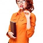 Business woman — Stock Photo #21974321