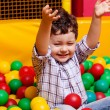 Little boy on playground — Stock Photo