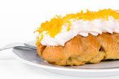 Cream cake. — Foto de Stock