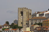 Lisbon Cathedral — Stockfoto