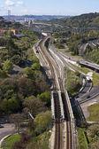 Lisbon Bridges — Stock Photo