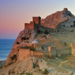Genoese fortress — Stock Photo #13216048