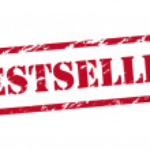 Bestseller rubber stamp — Stock Vector #49906527