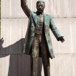 Theodore Roosevelt Statue Island Washington DC — Stock Photo #13748552