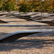 911 Memorial  to Victiims of Pentagon Attack Arlington Virginia — Foto Stock