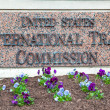 Royalty-Free Stock Photo: US International Trade Commission ITC Washington DC