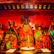 Chinese Gods Man Mo Temple  Hong Kong — Stock Photo