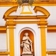 Stock Photo: Basilicde lMacarenCatholic Church Seville Spain