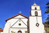 Missione san buenaventura ventura california — Foto Stock