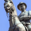 Постер, плакат: General Winfield Scott Hancock Equestrian Statue Civil War Memor