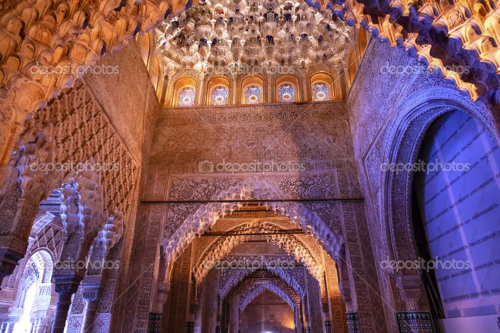 Pinturas sala reyes alhambra v rias id ias de design atraente para a sua casa - Mozaiek del sur ...