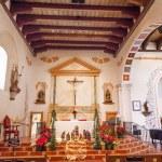 Постер, плакат: Mission San Luis Obispo de Tolosa California Basilica Cross Alta