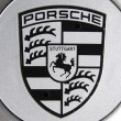 Porsche logo — Stock Photo #13226357