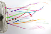 Blurred Ribbons — Stock Photo