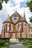 Buda Reformed Church, Budapest — Stock Photo