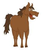 Horse — Vector de stock