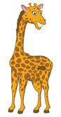 Girafe — Stock Vector