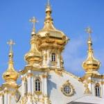Peterhof, Russia — Stock Photo #29968783