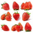 Set from strawberry — Stock Photo #42235435
