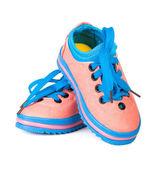 Schuhe mädchen — Stockfoto