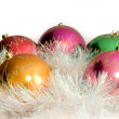 New Year and Christmas decoration — Stock Photo #35253541