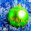 New Year and Christmas decoration — Stock Photo #35254179