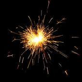 Año nuevo espumoso — Foto de Stock