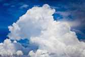 Clouds in thr sky — Stock Photo