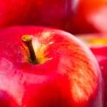 红苹果宏 — 图库照片