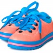 Shoes for little girls — Stock Photo #38961089
