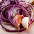 Sweet red onions — Stock Photo #48514069