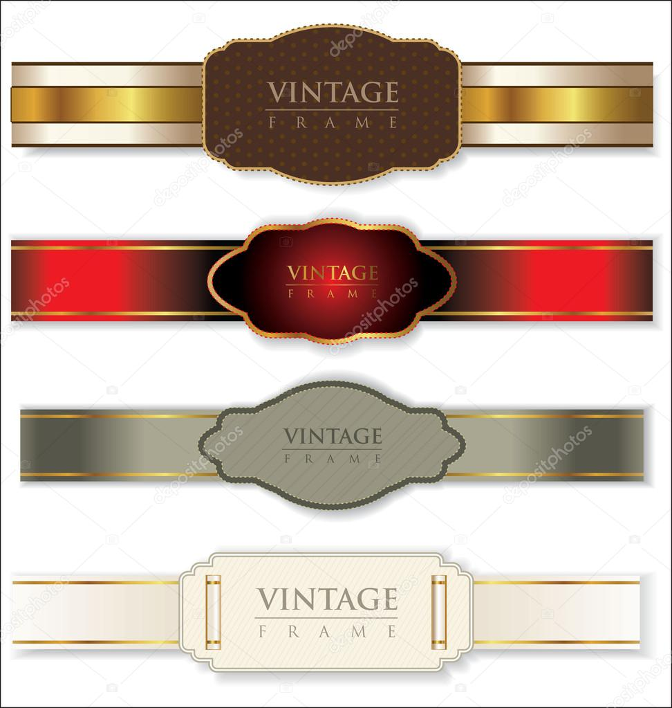 Vintage design — Stock Vector #12057573