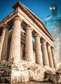 Temple of Concordia, Temple Valley, Sicily — Stock Photo