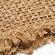 Background of burlap hessian sacking — Stock Photo #24013867