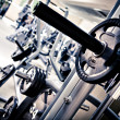 Gym room — Stock Photo #12491969