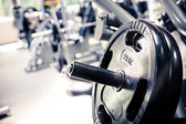 健身房 — 图库照片