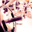 Gym room — Stock Photo #13122043