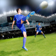 Soccer time — Stock Photo #13339580