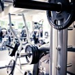 Gym room — Stock Photo #13967285