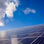 Solar collector — Stock Photo