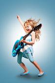 Rock me baby — Foto de Stock