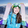 Skier — Stock Photo #21187747