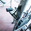 Stock Photo: Gym room