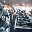 Gym room — Stock Photo #23032654
