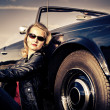 Classic car — Stock Photo #24968515