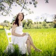 Royalty-Free Stock Photo: Pregnant woman